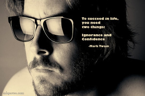 Mark Twain Picture Quote