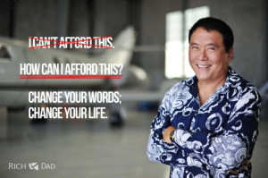 30 Inspirational Quotes By Robert Kiyosaki