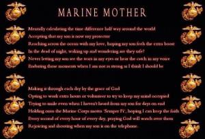 Marine Mother