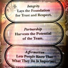 LEADERSHIP From