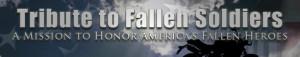 Tribute To Fallen Soldiers 2013 Schedule - Custom WordPress Design by ...