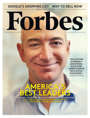 Jeff Bezos's Top 10 Leadership Lessons