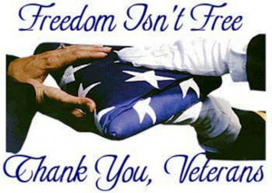 need to get on our knees and thank God for those who chose to defend ...
