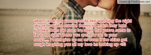 Like When I Look Into Your Eyes Quotes