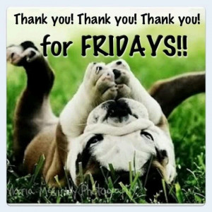 Thank You For Fridays