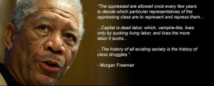Morgan Freeman Quotes On Homophobia
