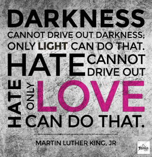 MLK Quotes On Love