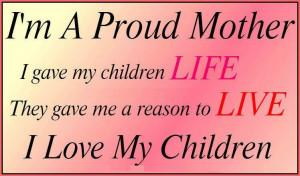 Love My Children Quotes For Facebook I love my children