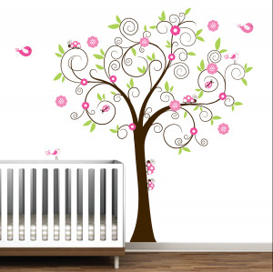 Wall Decals Quotes for Nursery Ideas - Wooden Nursery Wall Decals