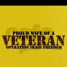 Proud Army Wife Veteranswife