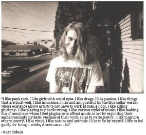 Kurt, kurt cobain and quote pictures