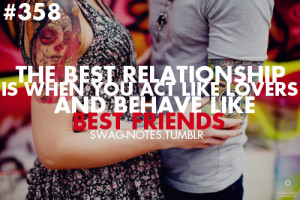 Best Friends And Lovers Quotes