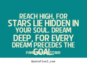 pamela vaull starr motivational quote wall art make custom quote image