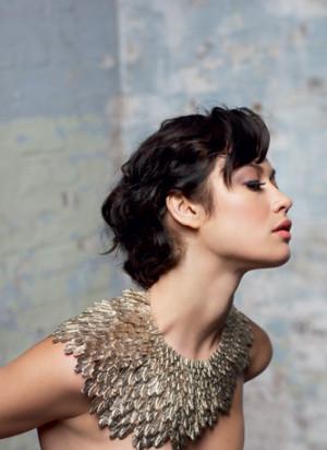 Olga Kurylenko Hair
