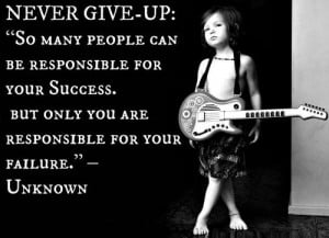 Never Give Up Inspirational Quotes / Share Life Quotes