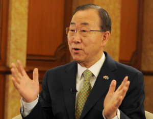 Terrorism is a common challenge for humanity: Ban Ki-moon - The Hindu