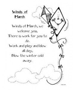 Winds of March - poem