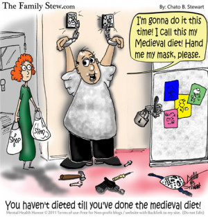 2011 Mental Health humor You havent dieted till you've done the ...