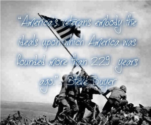 Famous Quotes For Veterans...