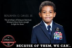 Can' Campaign (Benjamin O. Davis) Did you know that Benjamin O. Davis ...
