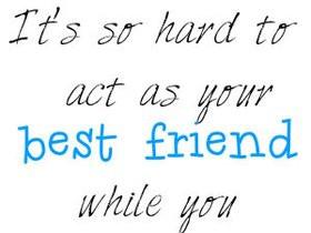 sad friend quotes photo: best friend bestfriend.jpg