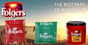 Folgers Slogan Folgers is now one of the