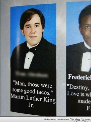 THE MOST RIDICULOUS SENIOR QUOTES EVER « Read Less