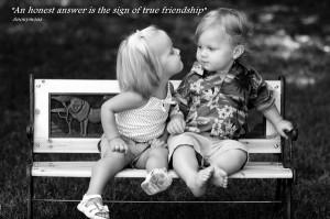 honesty friendship