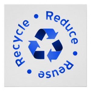 Reduce Reuse Recycle Symbol