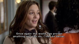 20 Smart Collection Gossip Girl Quotes