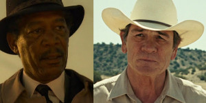 Morgan Freeman and Tommy Lee Jones are cops who have seen too much for ...