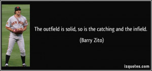 More Barry Zito Quotes