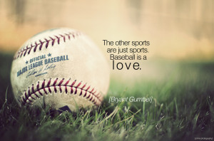 Good Baseball Quotes
