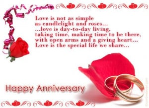 anniversary messages | Wishing You A Happy Wedding Anniversary Sister ...