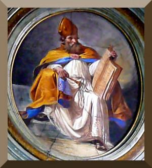 Saint Ambrose of Milan Quote