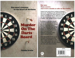 Murder On The Darts Board By Justin Irwin