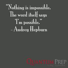 Motivational Quotes For Studying Audrey hepburn #studying.