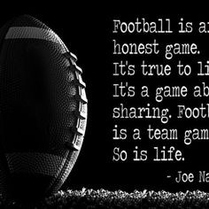 Nike Sports Quotes Baseball Football will teach each of us