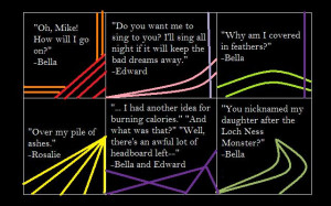 Breaking Dawn Quotes by thunderspeak