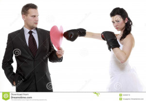 Fight Between Husband And...