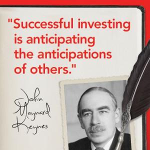 Trading Quote By John Maynard Keynes