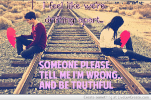 Couples Drifting Apart Quotes