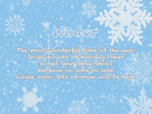cool winter wallpapers | best winter quotes | beautiful winter poems ...