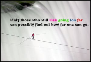 Taking Risks Quotes