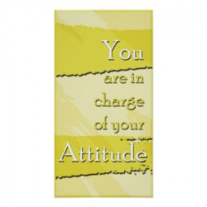 your attitude motivational poster by semas87 see other motivation ...