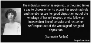 More Jeannette Rankin Quotes