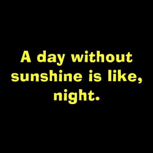 funny quotes sunshine the day 5 funny quotes sunshine the
