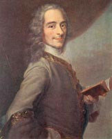 ... of Voltaire's Philosophy, Biography, Pictures, Portrait, Quotes