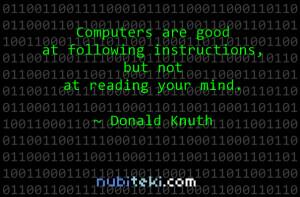 Programming Quotes #3