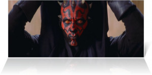 Ray Park as Darth Maul in Star Wars - Episode I - The Phantom Menace ...